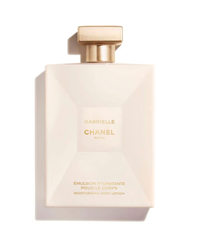 <b>GABRIELLE CHANEL</b><br>Body Lotion, 6.8 oz./ 201 mL