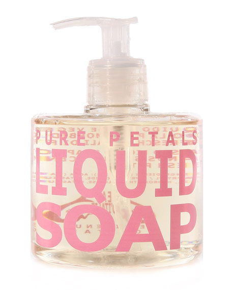 Eau d' Italie Pure Petals Liquid Soap, 10 oz./ 300 mL