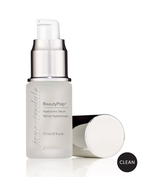 Jane Iredale BeautyPrep Hyaluronic Serum, 0.57 oz. /