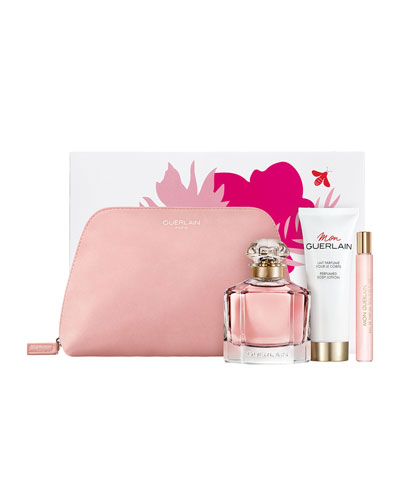 Mon Guerlain Eau de Parfum 4-Piece Set ($173 Value)