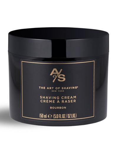 Bourbon Shaving Cream  5 oz./ 150 mL