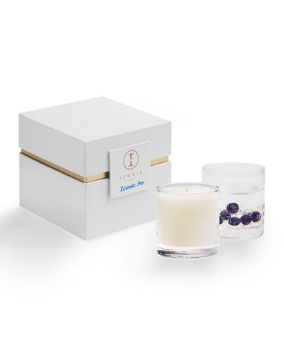 Iconic Air Luxury Candle, 9 oz.