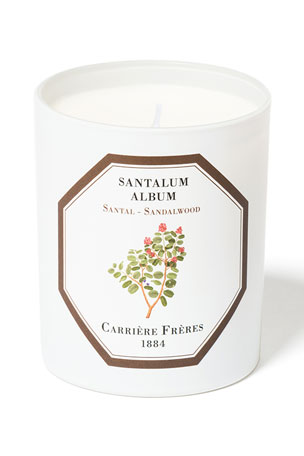 Carriere Freres 6.5 oz. Sandalwood Candle