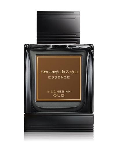 Essenze Indonesian Oud Eau de Parfum  3.4 oz./ 100 mL