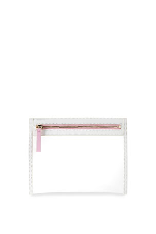 Truffle NM Exclusive Small Clarity Clutch
