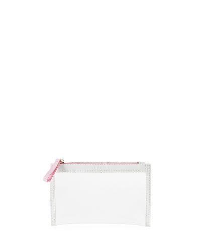 NM Exclusive Mini Clarity Clutch