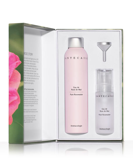 Chantecaille Limited Edition - The Rosewater Harvest Refill Set