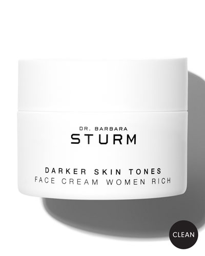 DARKER SKIN TONES Face Cream Rich