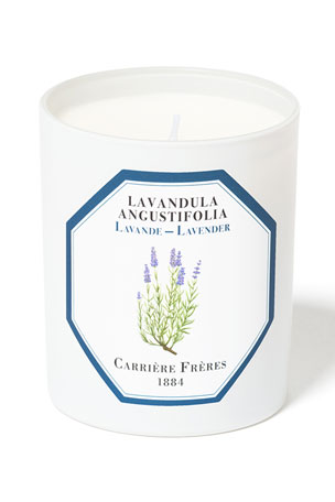 Carriere Freres 6.5 oz. Lavender Candle