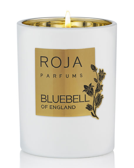 Roja Parfums Bluebell Of England Candle, 7.8 oz./ 220 g