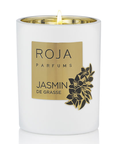 Jasmin De Grasse Candle  7.8 oz./ 220 g