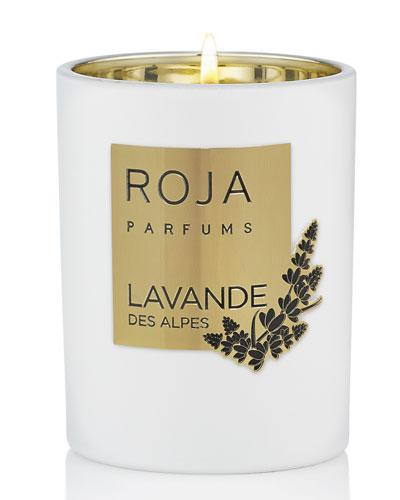 Lavande Des Alpes Candle  7.8 oz./ 220 g