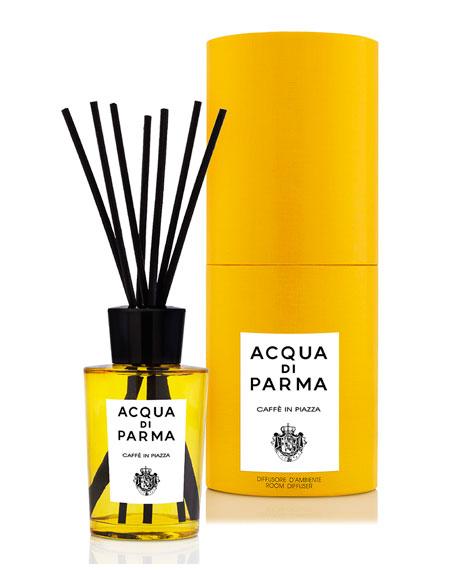 Acqua di Parma Caffe in Piazza Room Diffuser, 6 oz./ 180 mL