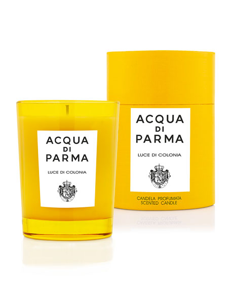 Acqua di Parma Luce di Colonia Candle, 6.7 oz. / 200 g