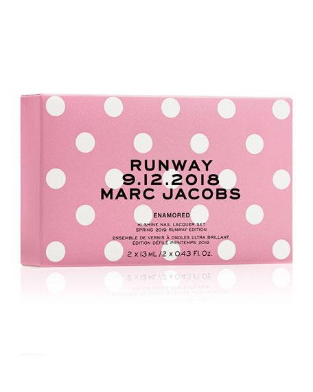 Marc Jacobs Enamored Hi-Shine Nail Lacquer Set &#150 Spring Runway Edition
