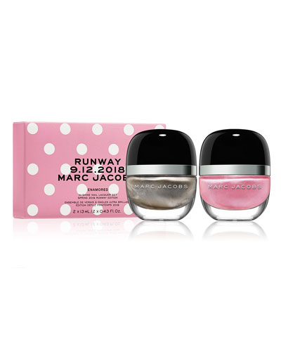 Enamored Hi-Shine Nail Lacquer Set &#150 Spring Runway Edition