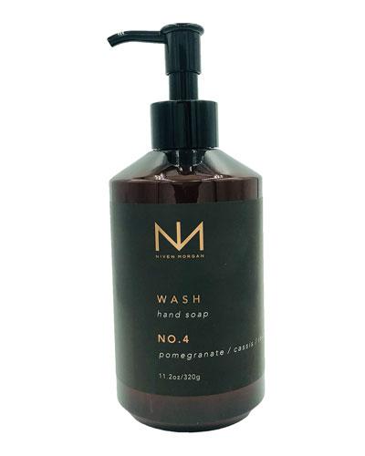 Wash No. 4  11.2 oz.
