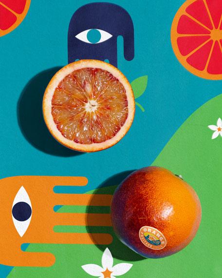 Atelier Cologne Orange Sanguine 10-Year Anniversary Limited Edition, 3.4 oz./ 100 mL