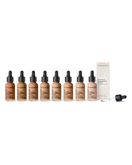 Perricone MD No Makeup Foundation Serum Broad Spectrum SPF 25