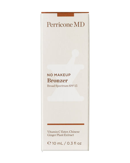Perricone MD No Makeup Bronzer Broad Spectrum SPF 25