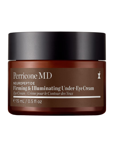 Neuropeptide Firming & Illuminating Under-Eye Cream, 0.5 oz.
