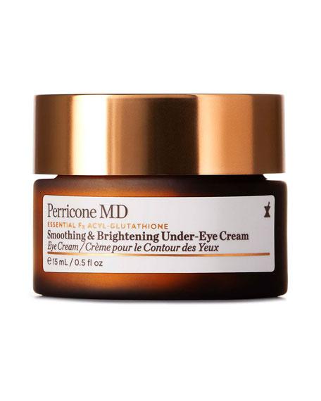 Perricone MD Essential Fx Acyl-Glutathione Smoothing & Brightening Eye Cream, 0.5 oz.