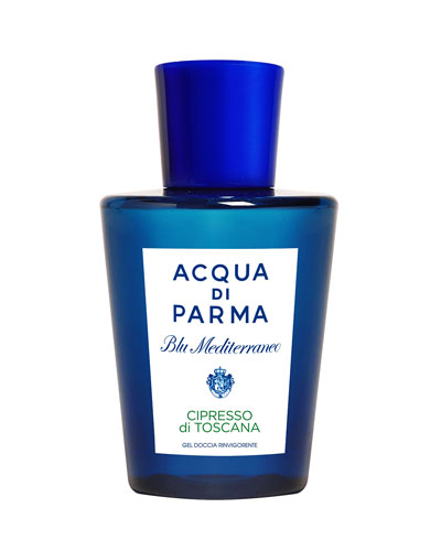 Blu Mediterraneo Cipresso di Toscana Shower Gel, 6.7 oz./ 200 mL