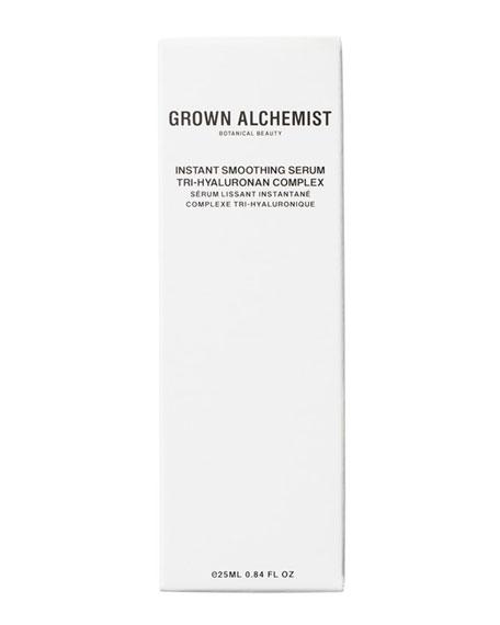 Grown Alchemist Instant Smoothing Serum, 0.84 oz./ 25 mL
