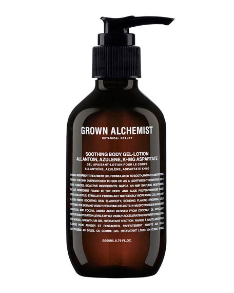 Grown Alchemist Soothing Body Gel-Lotion, 6.8 oz./ 200 mL