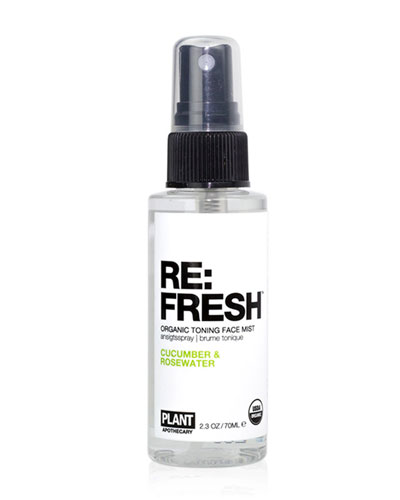 RE: Fresh Organic Toning Facial Mist  2.3 oz./ 75 mL