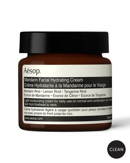 Aesop Mandarin Facial Hydrating Cream, 2 oz./ 60 mL