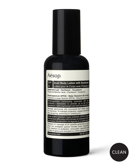 Aesop Avail Body Lotion SPF50 150mL