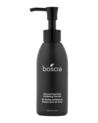Charcoal Deep Pore Exfoliating Peel Gel, 5 oz. / 150 ml
