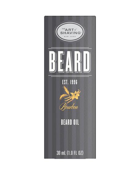 The Art of Shaving Beard Oil Bourbon, 1 oz./ 30 mL