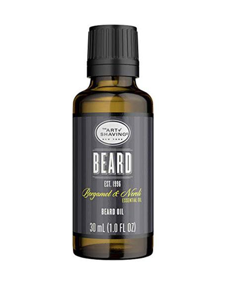 The Art of Shaving Beard Oil Bergamot & Neroli, 1 oz./ 30 mL