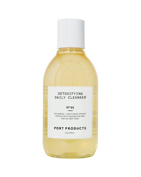 Port Products Port Products Detoxifying Daily Cleanser, 6 oz./ 177.5 mL