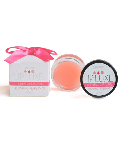 Plumping Peppermint Lip Balm