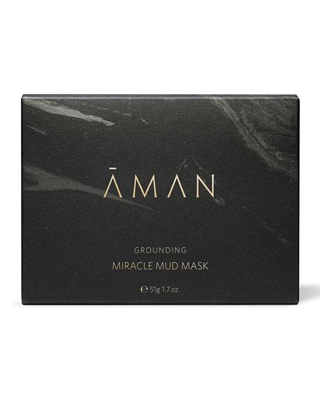 Aman Grounding Miracle Mud Mask, 1.7 oz. /  51g