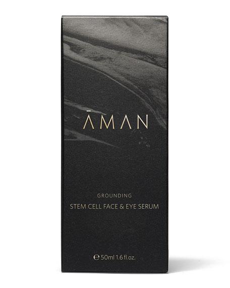 Aman Grounding Stem Cell Face & Eye Serum 1.7 oz. / 50 mL