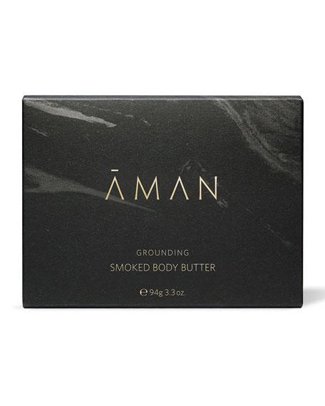 Aman Grounding Smoked Body Butter, 3.3 oz. / 94g