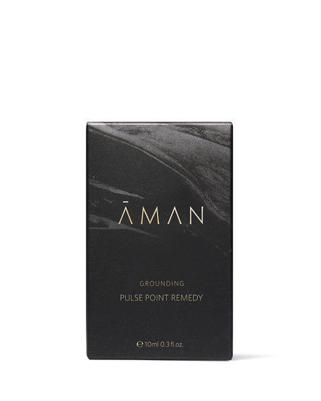 Aman Grounding Pulse Point Remedy Oil, 0.3 oz. / 10 ml