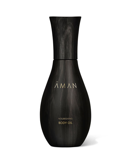 Aman Nourishing Body Oil, 3.4 oz. / 100 mL