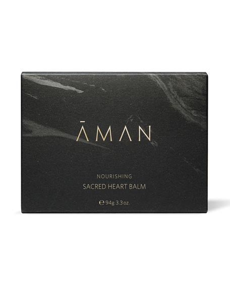 Aman Nourishing Sacred Heart Balm, 3.3 oz. / 94g