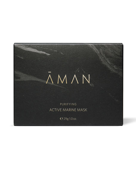 Aman Purifying Active Marine Mask, 1 oz./ 30 mL