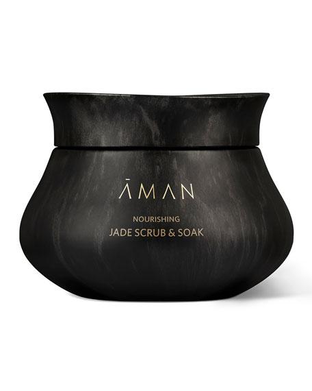 Aman Nourishing Jade Scrub and Soak