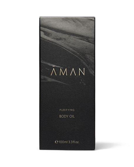 Aman Purifying Body Oil, 3.4 oz. / 100 mL