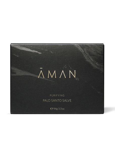 Aman Purifying Palo Santo Salve, 3.3 oz. / 94g