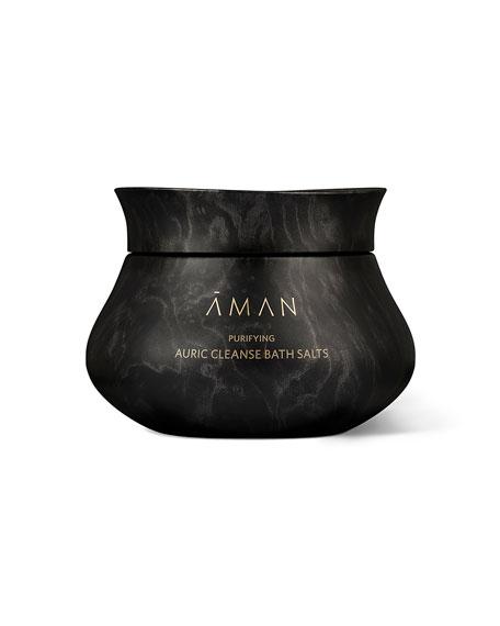 Aman Purifying Auric Cleanse Bath Salts, 8.5 oz. / 250 mL