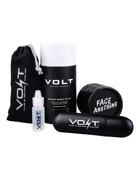 VOLT Grooming Instant Beard Color - Onyx (Black)
