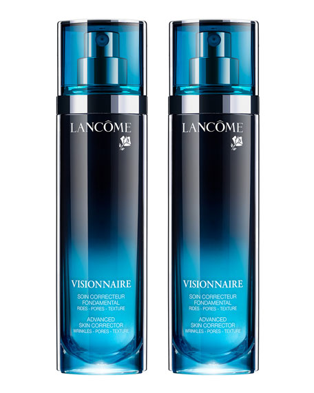 Lancome Visionnaire Advanced Skin Corrector Duo ($232 Value)
